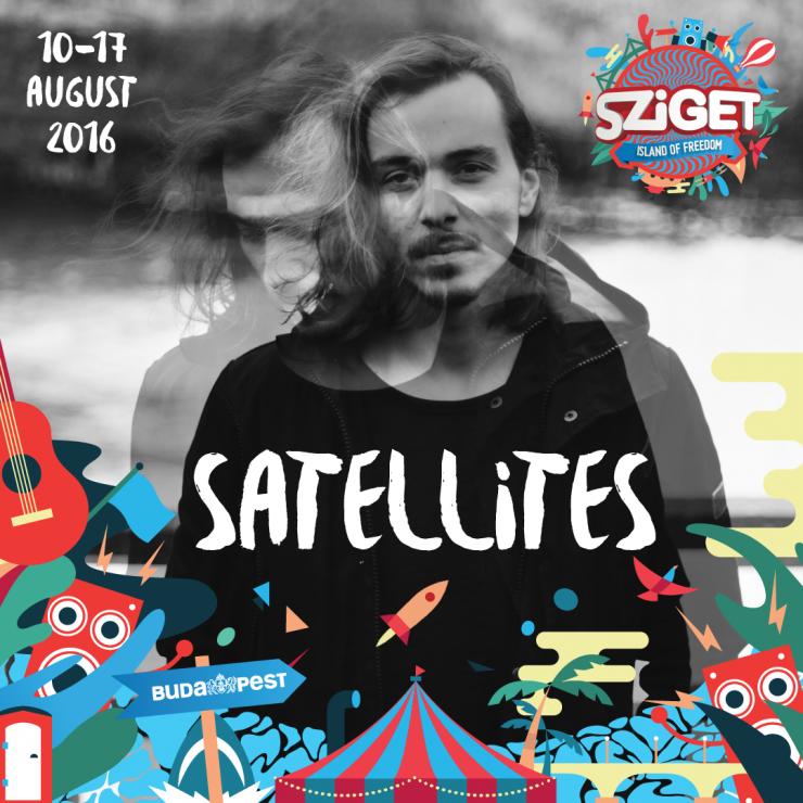 Satellites la Sziget