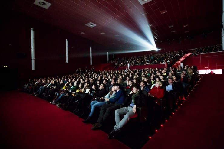 Les Films de Cannes a Bucarest 2015